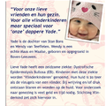 4 maart: rommelmarkt voor Vlinderkind!