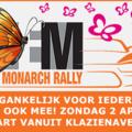 Monarch Rally steunt onderzoek EB
