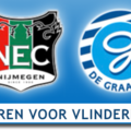 Jupiler League Derby NEC-GRA in teken van Vlinderkind!