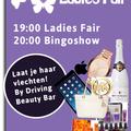 LuXury Ladiesfair met bingoshow voor Vlinderkind!