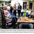 Kringloopwinkel Borne hechte vriend van Vlinderkind